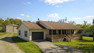 Maryville Single Family Home For Sale: 2936 Dixon Rd