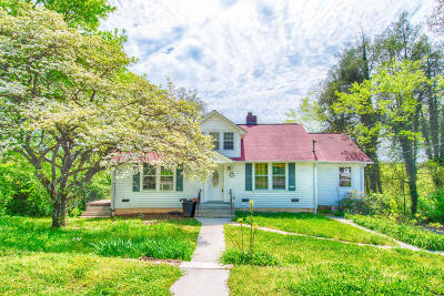 Knoxville Single Family Home For Sale: 258 E Moody Ave