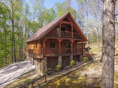 Knoxville Single Family Home For Sale: 2744 W Gallaher Ferry Rd