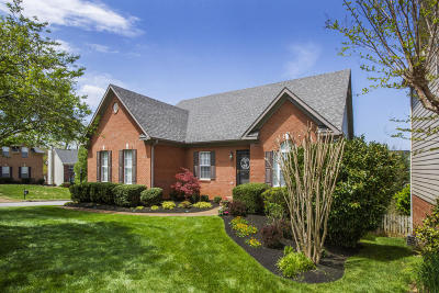 Knoxville Single Family Home For Sale: 2100 Madison Grove Lane