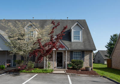 Knoxville Single Family Home For Sale: 5308 Trace Manor Lane