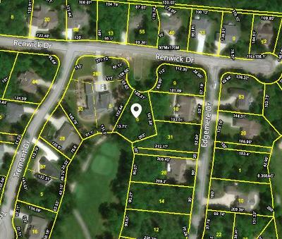 Fairfield Glade Residential Lots & Land For Sale: 64 Renwick Court