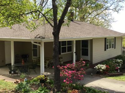 Maryville Single Family Home For Sale: 605 Tarpley St