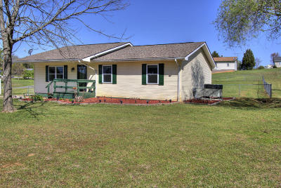 Single Family Home For Sale: 966 E Hwy 25-70