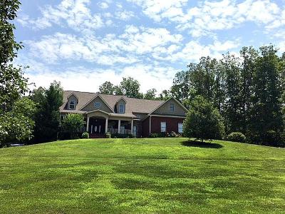 Loudon County Single Family Home For Sale: 2600 Paw Paw Plains Rd