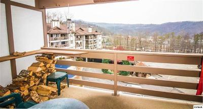 Sevier County Condo/Townhouse For Sale: 616 Turkey Nest Rd #306