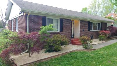 Knoxville Single Family Home For Sale: 105 Naueda Drive