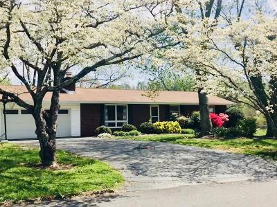 Knoxville Single Family Home For Sale: 2308 Yorkcrest Drive