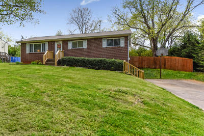 Maryville Single Family Home For Sale: 1510 Larry Rd
