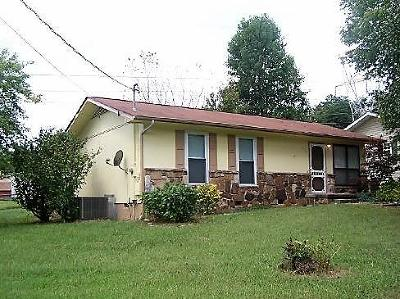 Knoxville Single Family Home For Sale: 6005 Cougar Drive