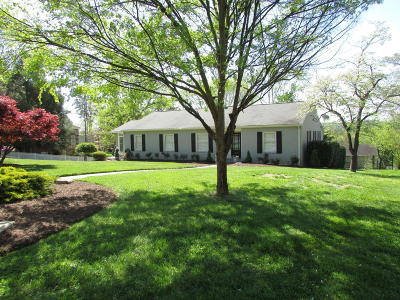 Knoxville Single Family Home For Sale: 5417 Dogwood Rd