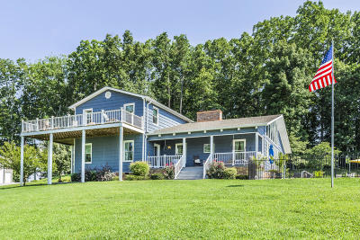 Anderson County Single Family Home For Sale: 894 Hillvale Rd