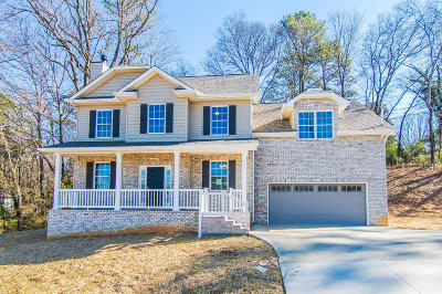 Knoxville Single Family Home For Sale: 7424 Westridge Drive