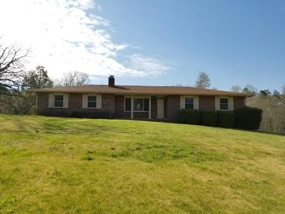Knoxville Single Family Home For Sale: 8401 Bud King Rd