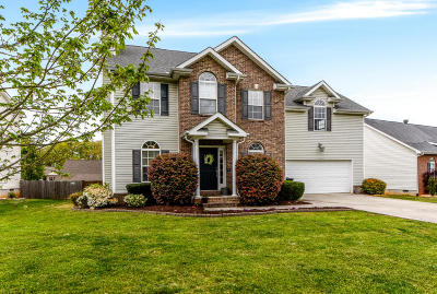 Maryville Single Family Home For Sale: 828 Mackenzie Drive