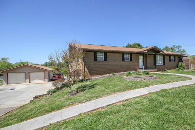 Maryville Single Family Home For Sale: 2727 Greenway Drive