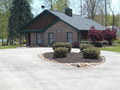 Meigs County, Rhea County, Roane County Single Family Home For Sale: 152 Lynde Lane