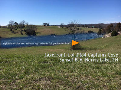 Residential Lots & Land For Sale: Lot 184 Captains Cove