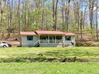 Single Family Home For Sale: 210 Malone Rd