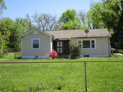 Knoxville Single Family Home For Sale: 3522 Ashland Ave