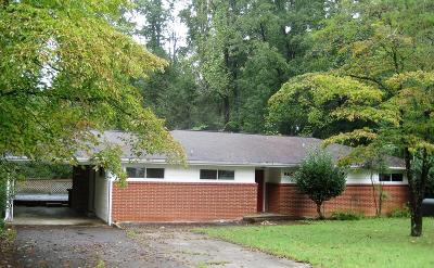 Anderson County Single Family Home For Sale: 840 West Outer Drive