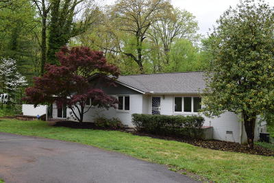Knoxville Single Family Home For Sale: 4257 Buffat Mill Rd