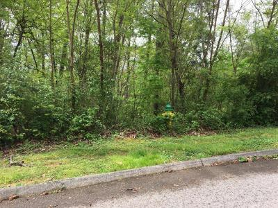 Knoxville TN Residential Lots & Land For Sale: $58,000
