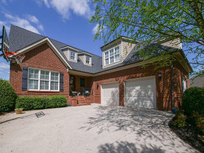 Knoxville Single Family Home For Sale: 501 Raeburn Lane