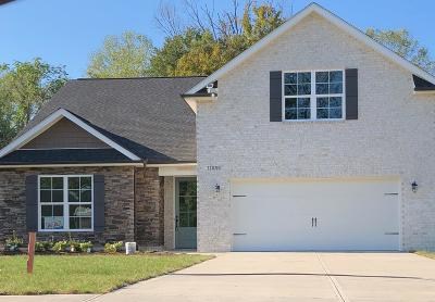 Knoxville Single Family Home For Sale: 11855 Black Rd