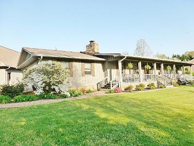 Seymour Single Family Home For Sale: 844 Hinkle Estates Dr.