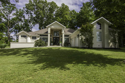 Union County Single Family Home For Sale: 835 Hickory Pointe Lane