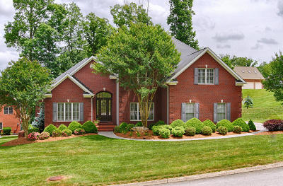 Knoxville Single Family Home For Sale: 708 Fox Dale Lane
