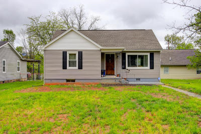 Knoxville TN Single Family Home For Sale: $89,900