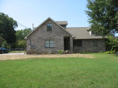 Knoxville Single Family Home For Sale: 915 Morrell Rd