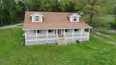 Tazewell Single Family Home For Sale: 1210 Little Sycamore Rd
