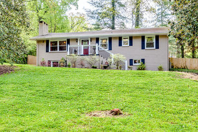 Knoxville TN Single Family Home For Sale: $234,900