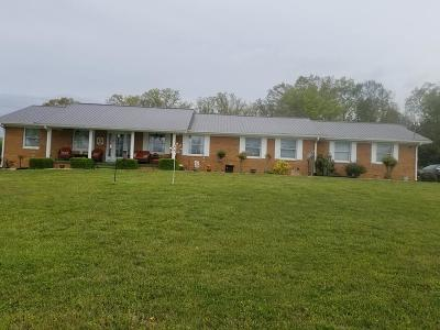 Mooresburg Single Family Home For Sale: 189 Cannon Rd