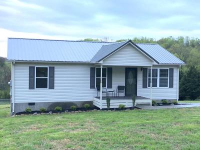 Lafollette Single Family Home For Sale: 135 Karla Lane