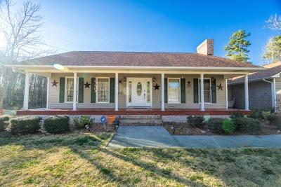 Tellico Plains Single Family Home For Sale: 12080 Hwy 68