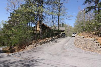 Gatlinburg Single Family Home For Sale: 317 Matterhorn Drive