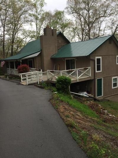 Campbell County Single Family Home For Sale: 569 Hiwassee View Drive