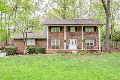 Knoxville TN Single Family Home For Sale: $225,000