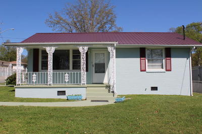 Knoxville TN Single Family Home For Sale: $150,000