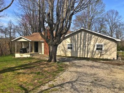 Caryville Single Family Home For Sale: 228 Money Rd