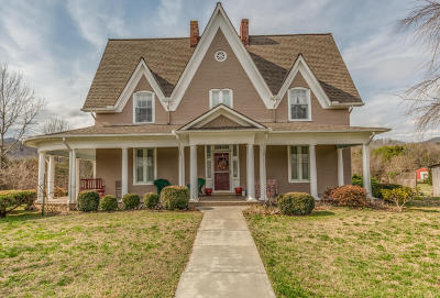 Blaine Single Family Home For Sale: 1977 Rutledge Pike