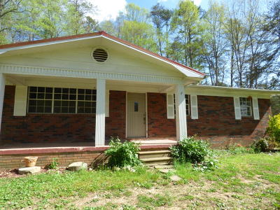 Washburn Single Family Home For Sale: 150 Black Fox Rd