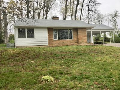 New Tazewell Single Family Home For Sale: 712 Lewis Drive
