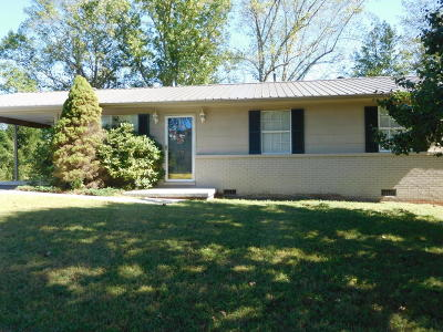 Middlesboro Single Family Home For Sale: 113 Pinewood Lane