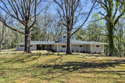 Knoxville Single Family Home For Sale: 2141 Indian Hills Drive