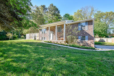 Knoxville Single Family Home For Sale: 329 Wardley Rd